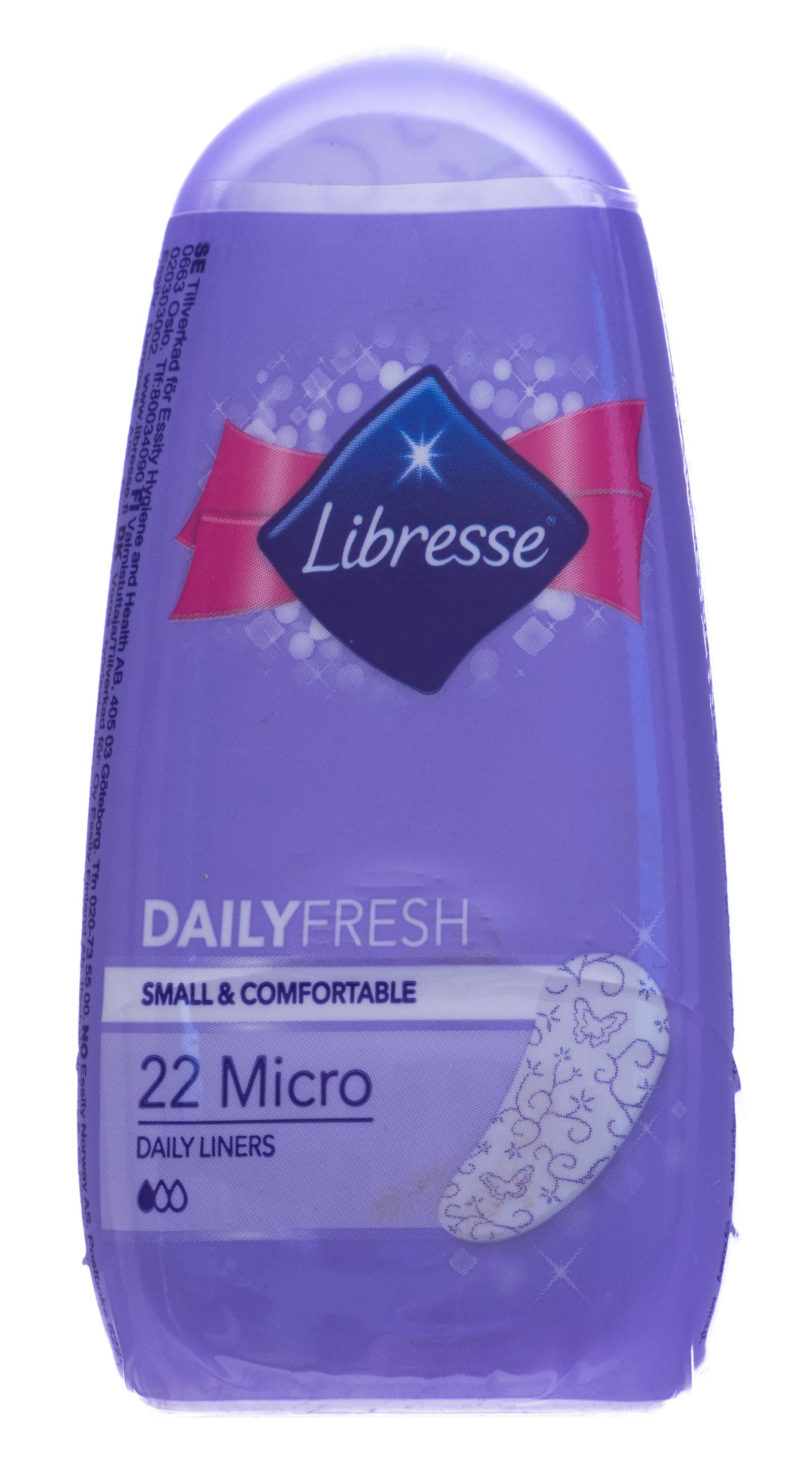 Купить Libresse Прокладки Style микро 22 штуки (Libresse, Style), Словакия