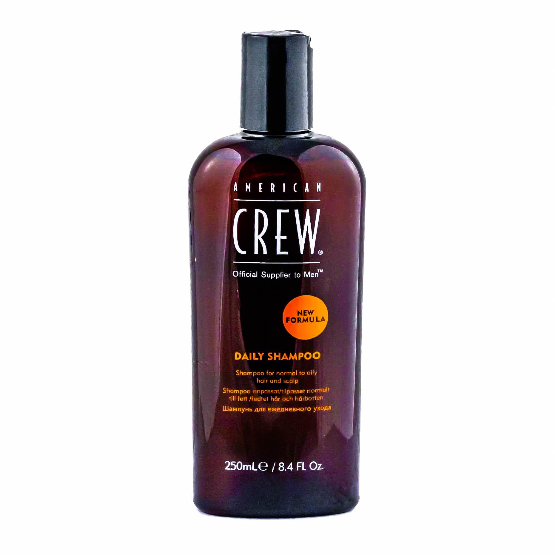 Фото - American Crew Шампунь для ежедневного ухода за волосами 250 мл (American Crew, Для тела и волос) american crew шампунь для ежедневного ухода за волосами 450 мл american crew для тела и волос