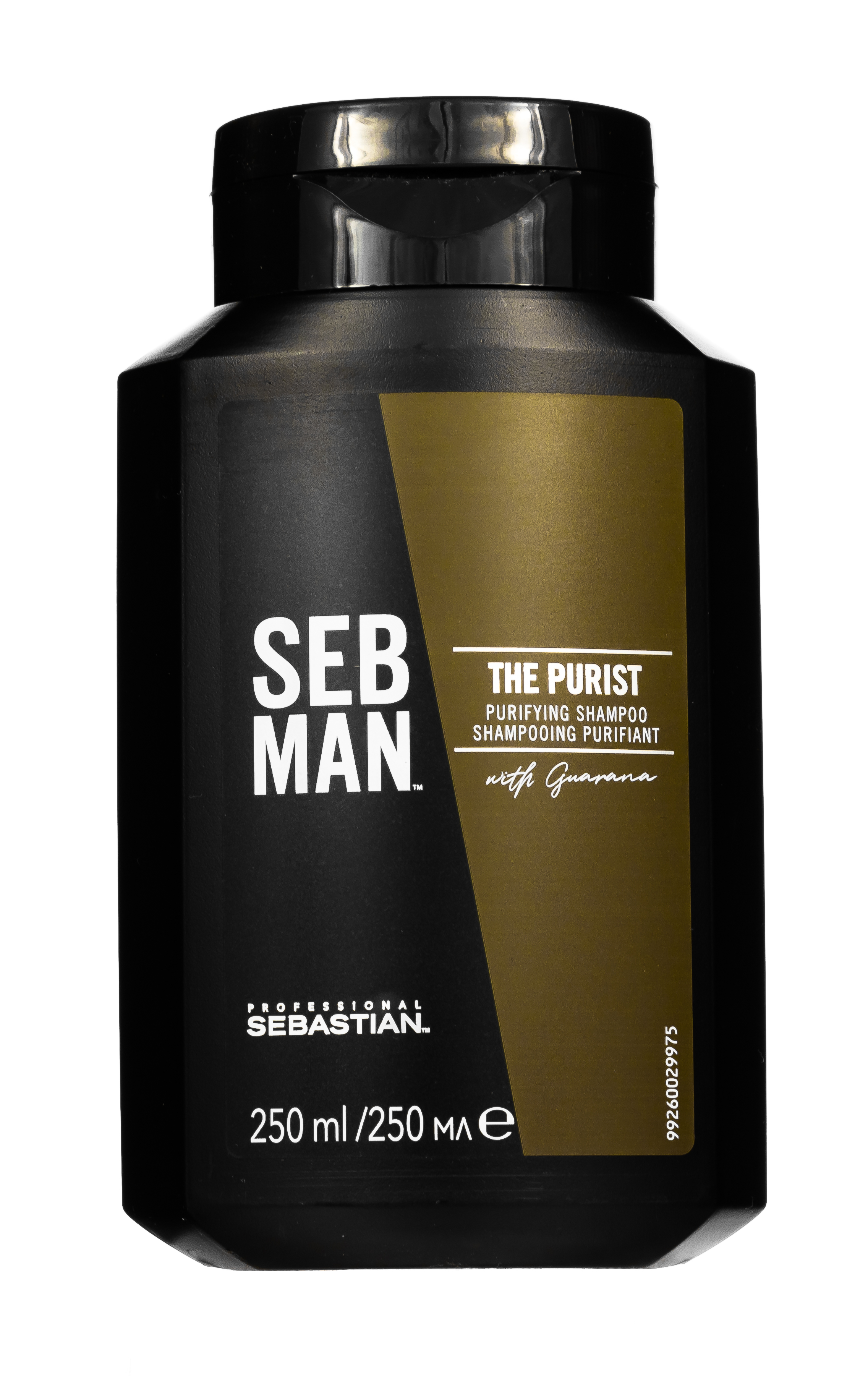 Sebman Очищающий шампунь для волос 250 мл (Sebman, Для волос)