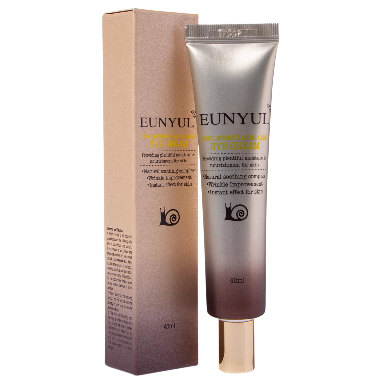 Купить Eunyul Интенсивный крем для глаз с муцином улитки 30 мл (Eunyul, Для лица), Южная Корея