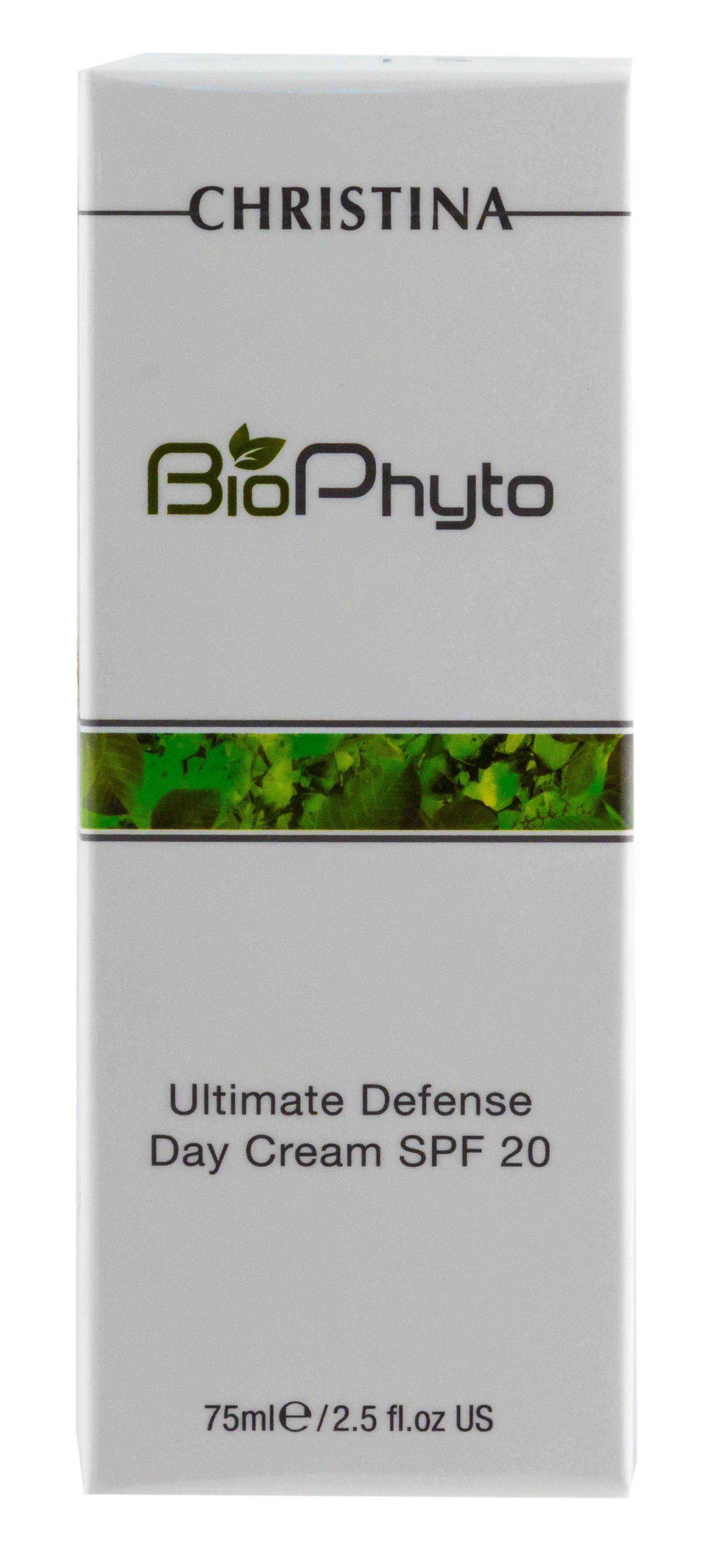 Кристина Bio Phyto Ultimate Defense Дневной крем