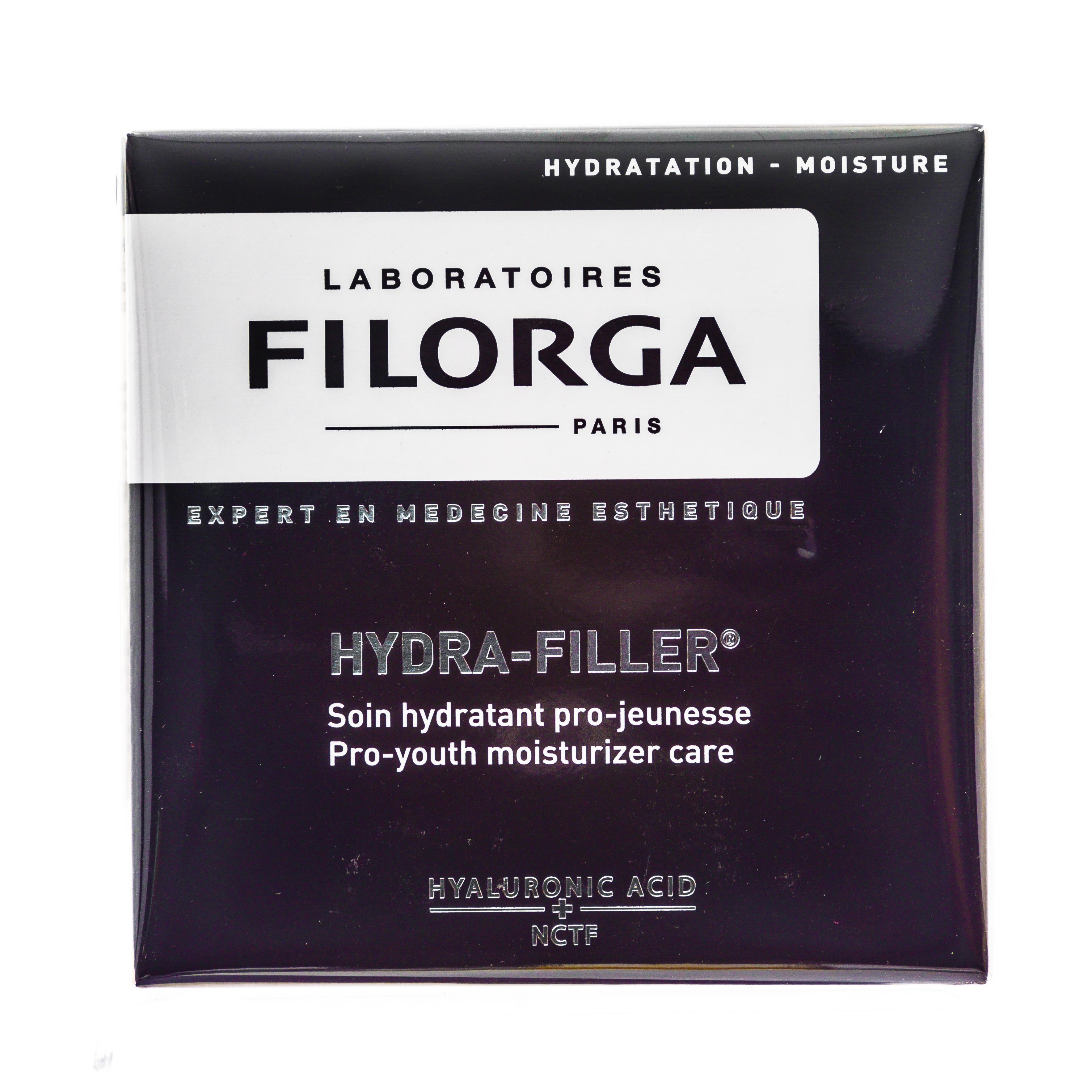 hydra filler filorga отзывы