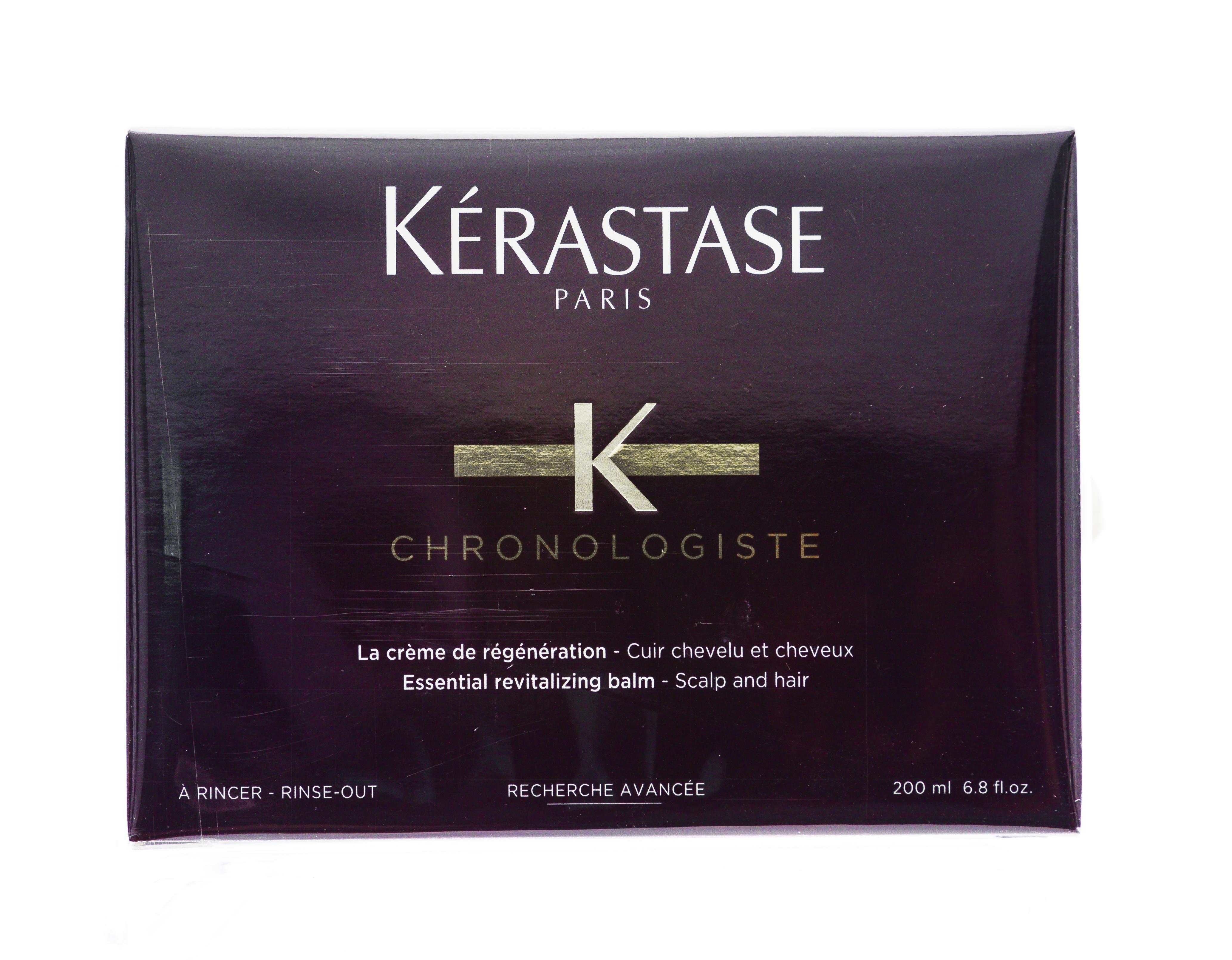 Хроноложист ревитализирующая маска 200мл (Kerastase, Chronologiste) цена 2017