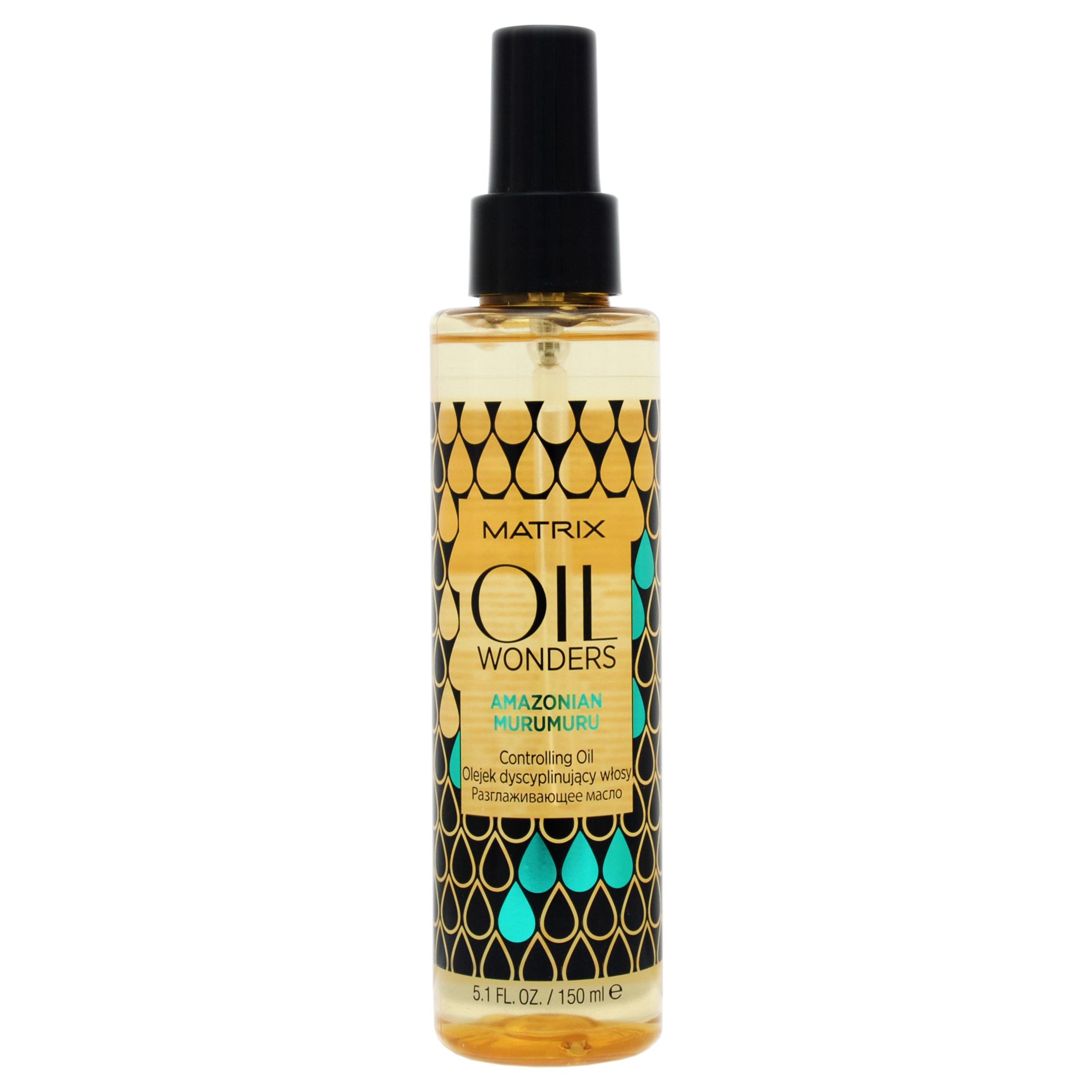 Купить Matrix Разглаживающее масло «Амазонская мурумуру», 150 мл (Matrix, Oil Wonders), США