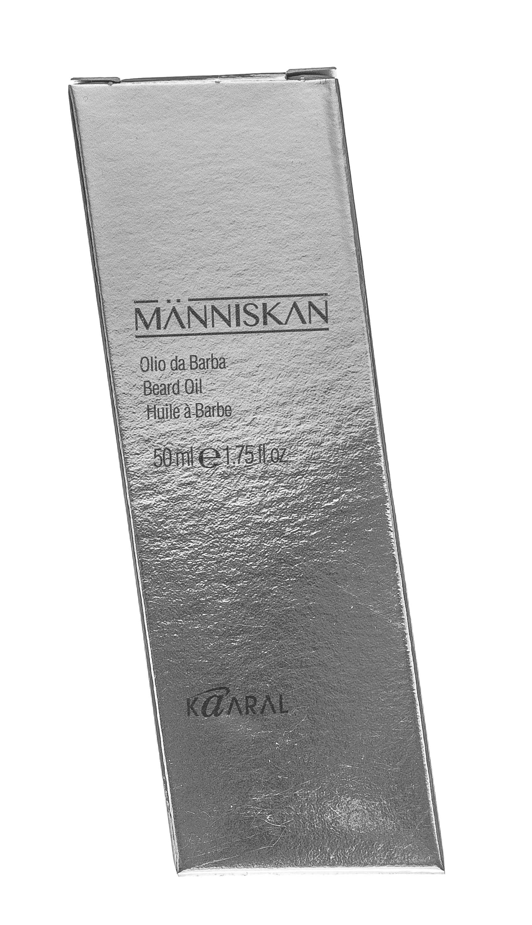 Купить Kaaral Масло для бороды 50 мл (Kaaral, Manniskan), Италия
