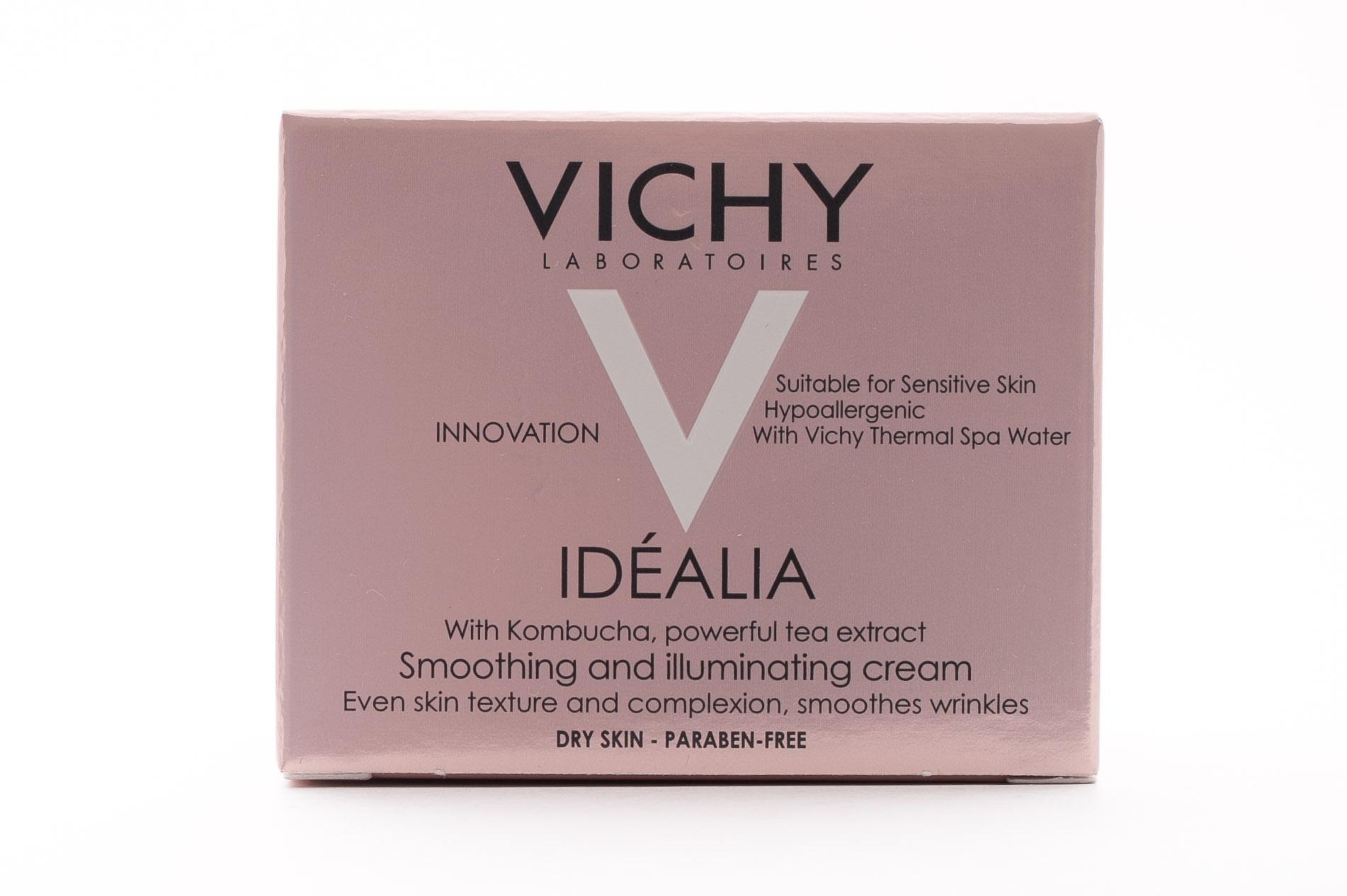 Идеалия крем для сухой кожи 50 мл (Vichy, Idealia)