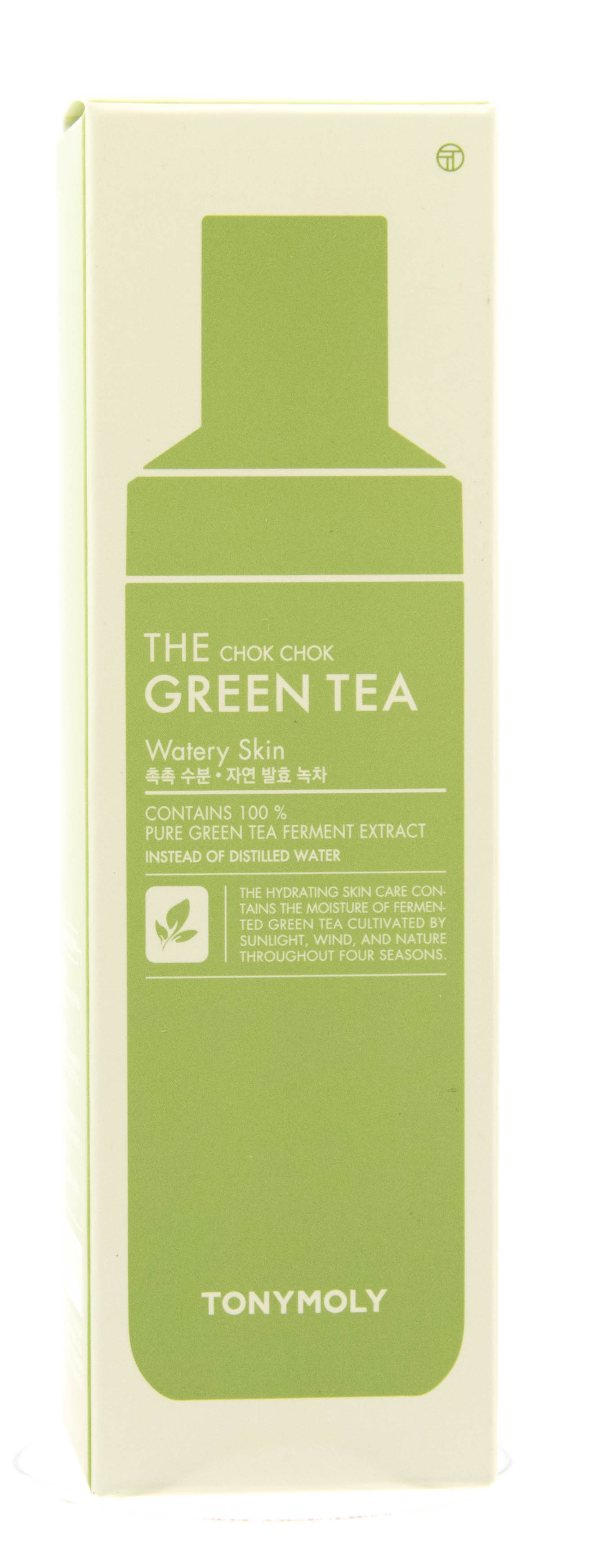 Тони Моли Лосьон с экстрактом зеленого чая 180 мл (Tony Moly, Green Tea) фото 1
