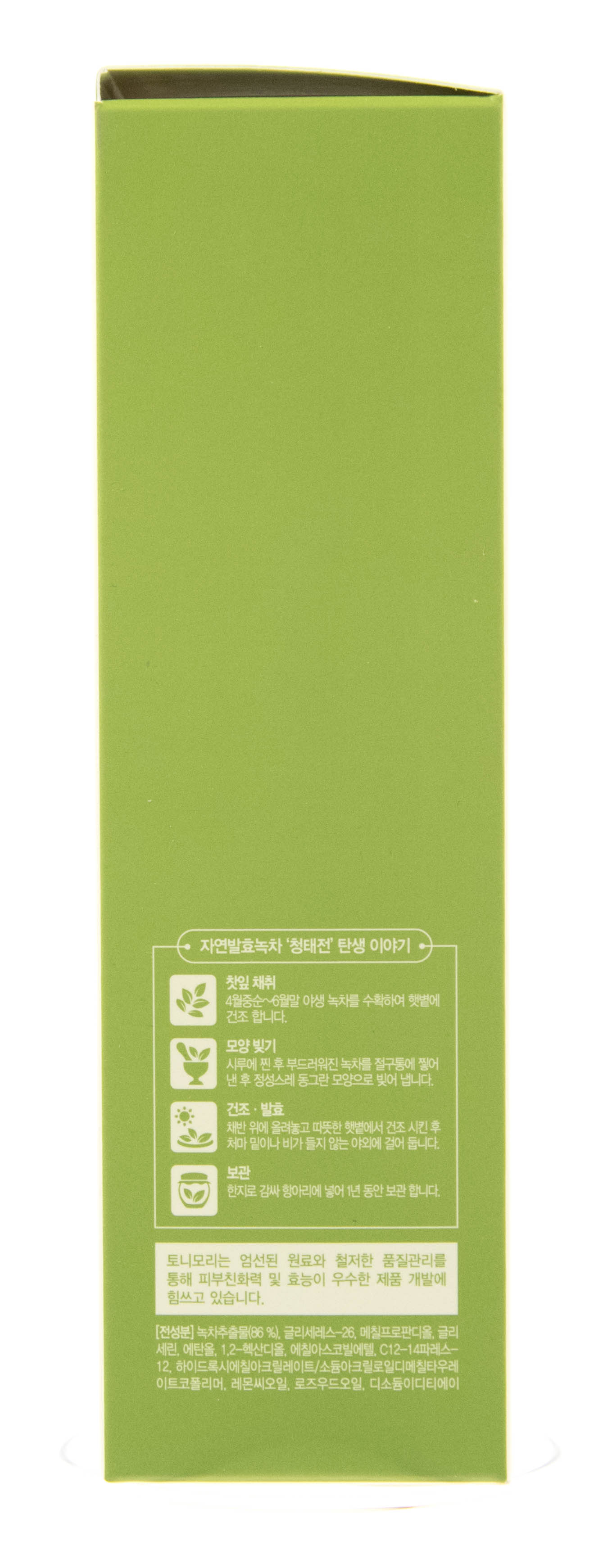Тони Моли Лосьон с экстрактом зеленого чая 180 мл (Tony Moly, Green Tea) фото 3