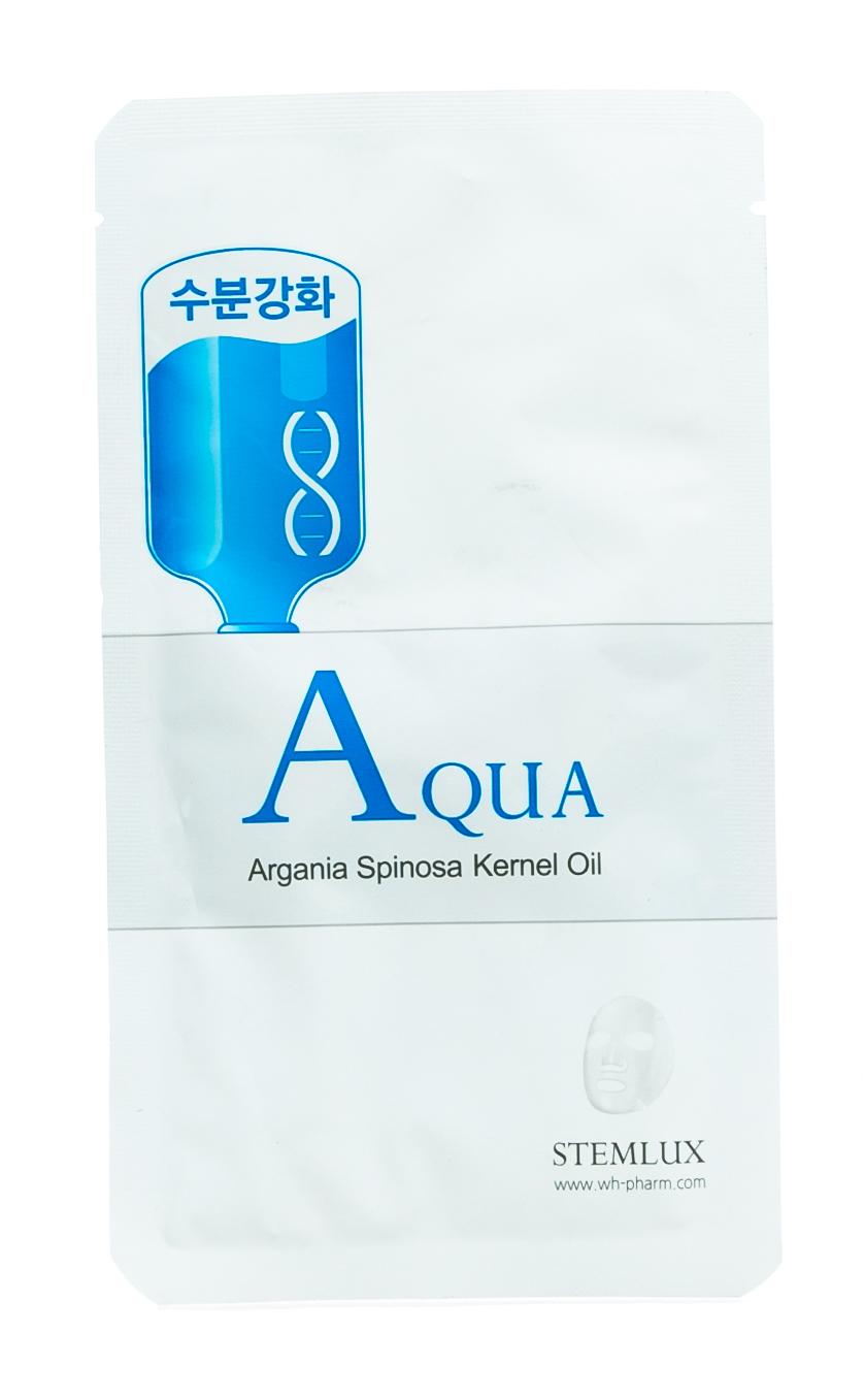 Купить Well Being Маска для лица на основе арганового масла Увлажняющая с секретом улитки 25гр (Well Being, Для лица), Южная Корея